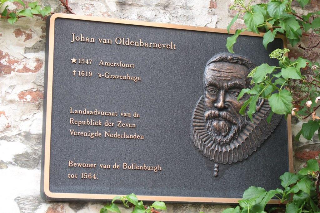 Johan van Oldenbarneveldt